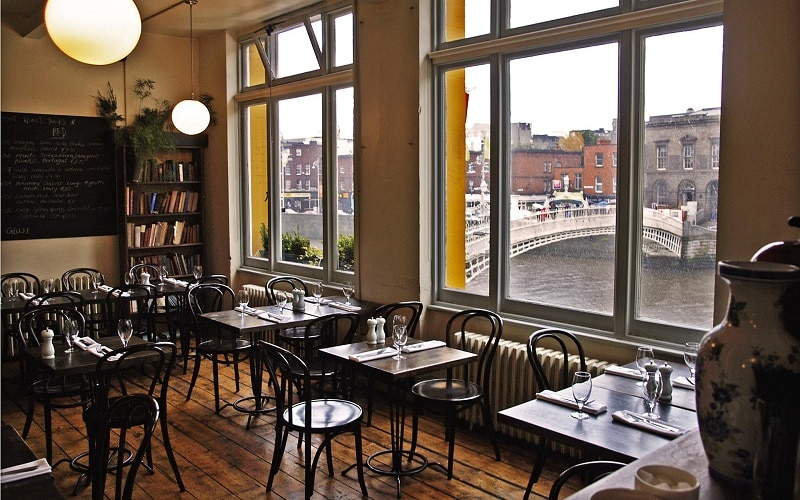 Dining in Dublin 2